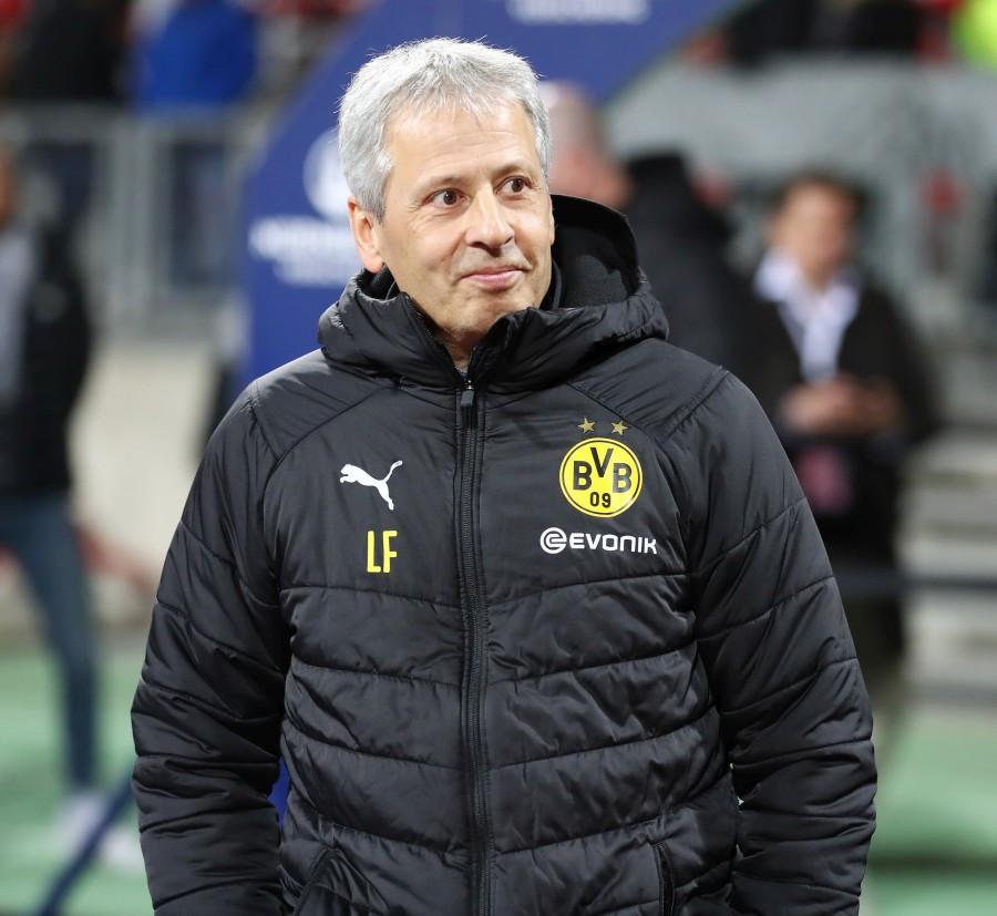 201819, 1. Bundesliga, Fussball, Fußball, GER, 1.BL, 1. BL, Herren, Saison, Sport, football, Halbfigur, halbe, Figur, Halbkörper - 1. FC Nürnberg - BVB