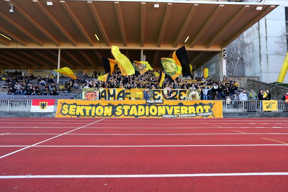 II, U23, Zweitvertretung, Amas, Amateure, Regionalliga, West, SC, Wiedenbrück, 22. Spieltag, Rückrunde, Saison, 2018-19, 2018-2019, Fußball, Borussia, Dortmund, BVB, 09 - BVB II - SC Wiedenbrück