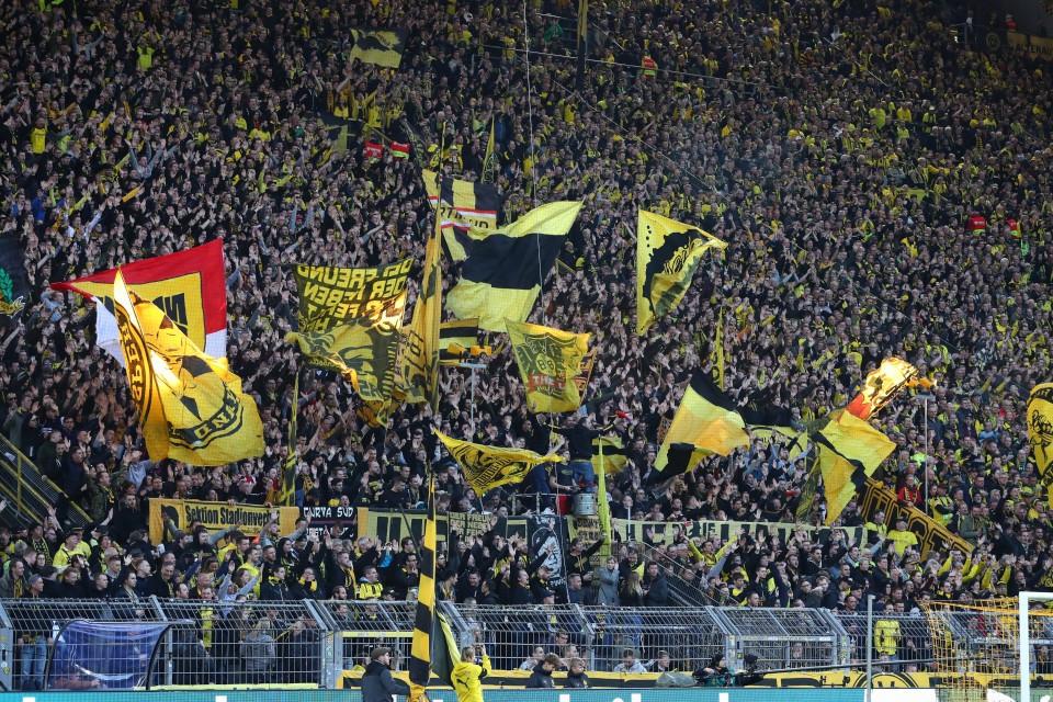 23. Spieltag, Heimspiel, Heimsieg, Leverkusen, TSV, Bayer, 04, B04, Rückrunde, Saison, 2018-19, 2018-2019, Fußball, Borussia, Dortmund, BVB, 09 - BVB - Bayer 04 Leverkusen