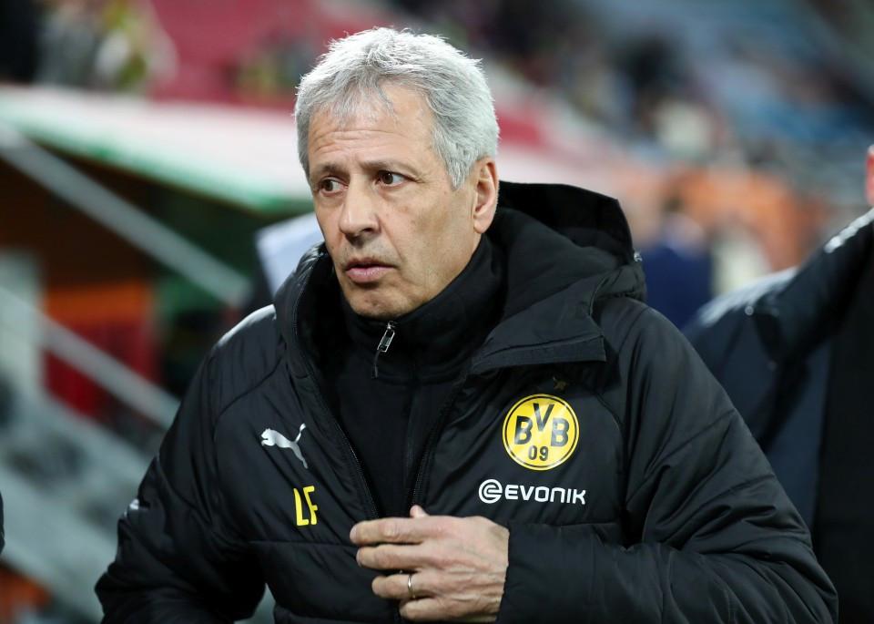 201819, 1. Bundesliga, Fussball, Fußball, GER, 1.BL, 1. BL, Herren, Saison, Sport, football, Halbfigur, halbe, Figur, Halbkörper - FC Augsburg - BVB