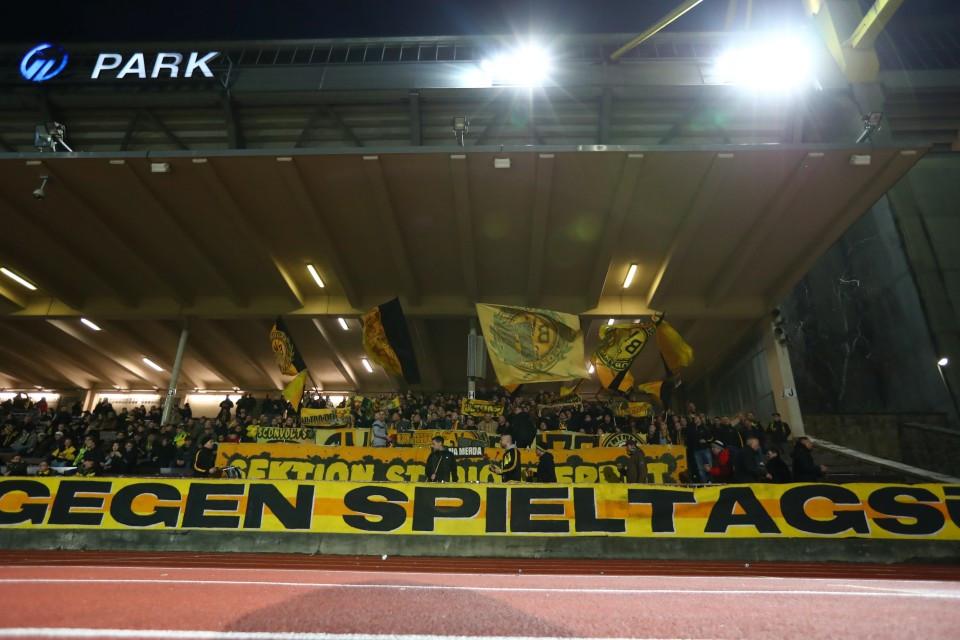 Regionalliga, West, 24. Spieltag, Heimspiel, Heimniederlage, SV, Rödinghausen, 1970, SVR, Rückrunde, Saison, 2018-19, 2018-2019, Fußball, Borussia, Dortmund, BVB, 09 - BVB II - SV Rödinghausen