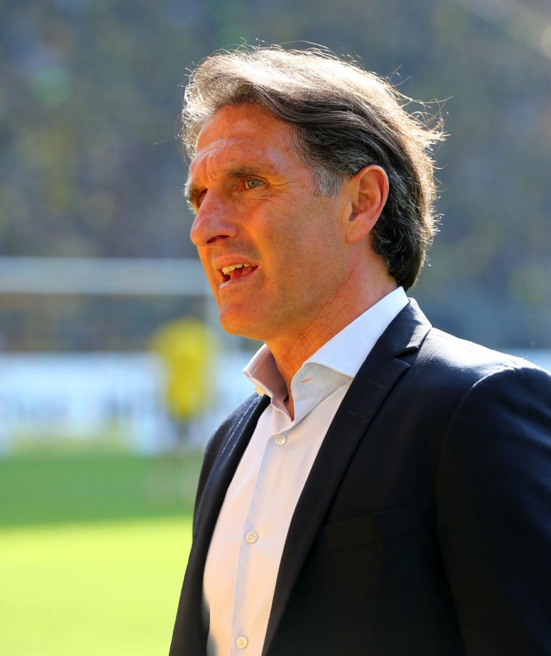 201819, 1. Bundesliga, Fussball, Fußball, GER, 1.BL, 1. BL, Herren, Saison, Sport, football, Halbfigur, halbe, Figur, Halbkörper - BVB - VfL Wolfsburg