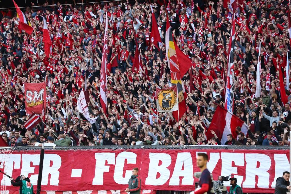 28. Spieltag, Auswärtsspiel, Auswärtsniederlage, FCB, FC, Bayern, München, 1. Bundesliga, Rückrunde, Saison, 2018-19, 2018-2019, Fußball, Borussia, Dortmund, BVB, 09 - FC Bayern München - BVB