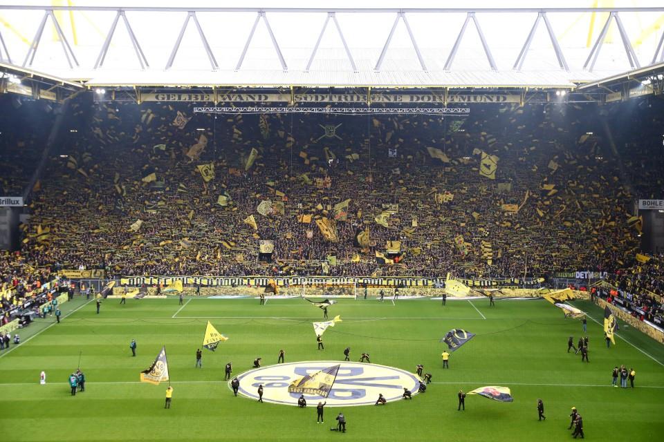 1. FSV, Mainz, 05, 1. Bundesliga, 29. Spieltag, Heimsieg, Heimspiel, Rückrunde, Saison, 2018-19, 2018-2019, Fußball, Borussia, Dortmund, BVB, 09 - BVB - 1. FSV Mainz 05