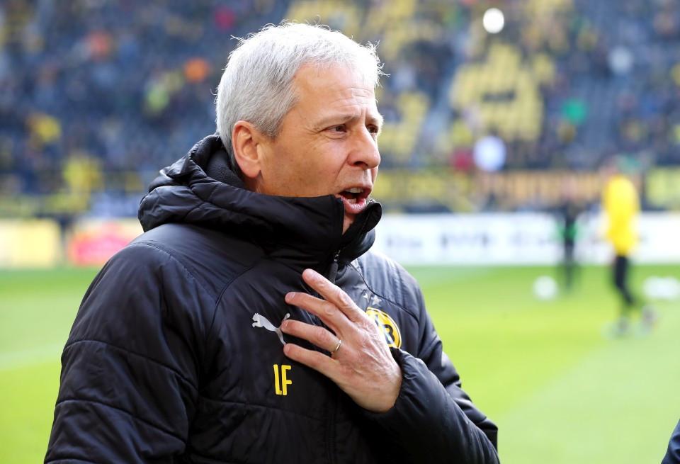 201819, 1. Bundesliga, Fussball, Fußball, GER, 1.BL, 1. BL, Herren, Saison, Sport, football, Halbfigur, halbe, Figur, Halbkörper - BVB - 1. FSV Mainz 05