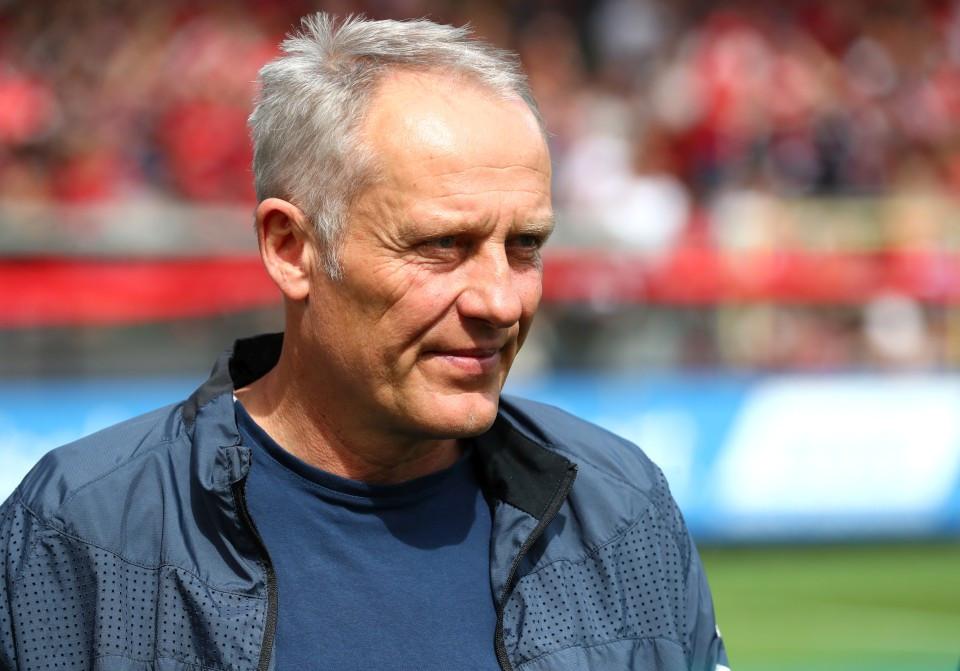 201819, 1. Bundesliga, Fussball, Fußball, GER, 1.BL, 1. BL, Herren, Saison, Sport, football, Portrait - SC Freiburg - BVB