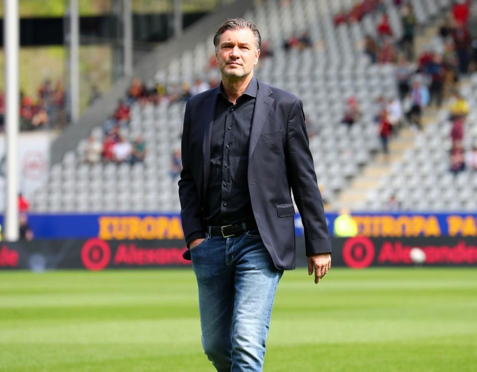 201819, 1. Bundesliga, Fussball, Fußball, GER, 1.BL, 1. BL, Herren, Saison, Sport, football, Halbfigur, halbe, Figur, Halbkörper - SC Freiburg - BVB