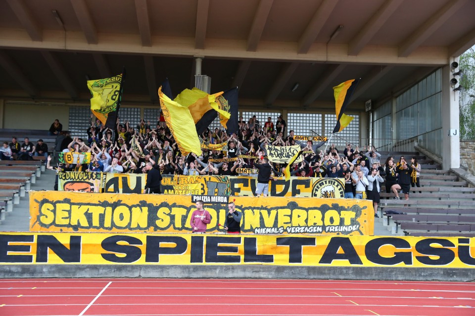 II, Amas, U23, Zweite, Zweitvertretung, Amateure, RL West, Regionalliga, West, 26. Spieltag, Nachholspiel, 1. FC, Kaan, Marienborn, Kaan-Marienborn, Rückrunde, Saison, 2018-19, 2018-2019, Fußball, Borussia, Dortmund, BVB, 09 - BVB II - 1. FC Kaan-Marienborn 07