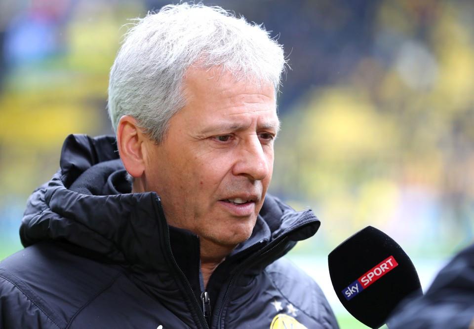 201819, 1. Bundesliga, Fussball, Fußball, GER, 1.BL, 1. BL, Herren, Saison, Sport, football, Gelsenkirchen, Portrait, Mikrofon - BVB - Gelsenkirchen