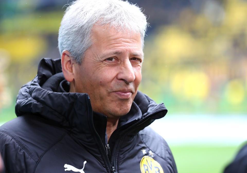 201819, 1. Bundesliga, Fussball, Fußball, GER, 1.BL, 1. BL, Herren, Saison, Sport, football, Gelsenkirchen, Portrait - BVB - Gelsenkirchen