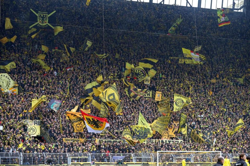 1. Bundesliga, 31. Spieltag, Heimspiel, Heimderby, Derby, Revierderby, Heimniederlage, FC, Gelsenkirchen, Schalke, 04, S04, Rückrunde, Saison, 2018-19, 2018-2019, Fußball, Borussia, Dortmund, BVB, 09 - BVB - Gelsenkirchen
