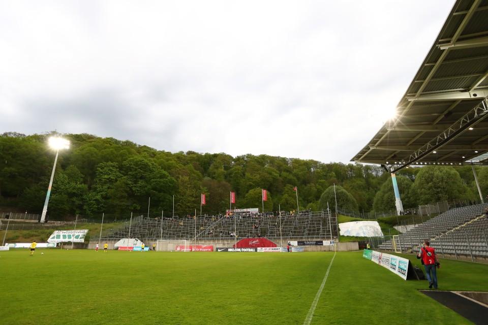 20182019, Fussball, Fußball, Herren, Saison, Sport, football, Zweitvertretung, Reserve, 4. Liga, GER, NRW, U23, Amas, Amateure - Wuppertaler SV - BVB