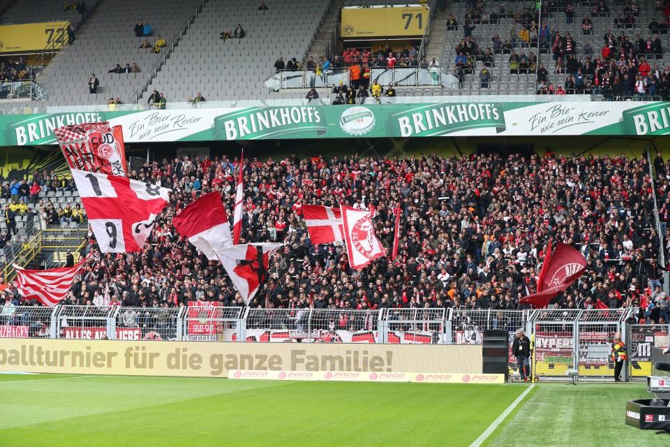 33. Spieltag, Heimspiel, Heimsieg, F95, Fortuna, Düsseldorf, 1895, 1. Bundesliga, Rückrunde, Saison, 2018-19, 2018-2019, Fußball, Borussia, Dortmund, BVB, 09 - BVB - Fortuna Düsseldorf