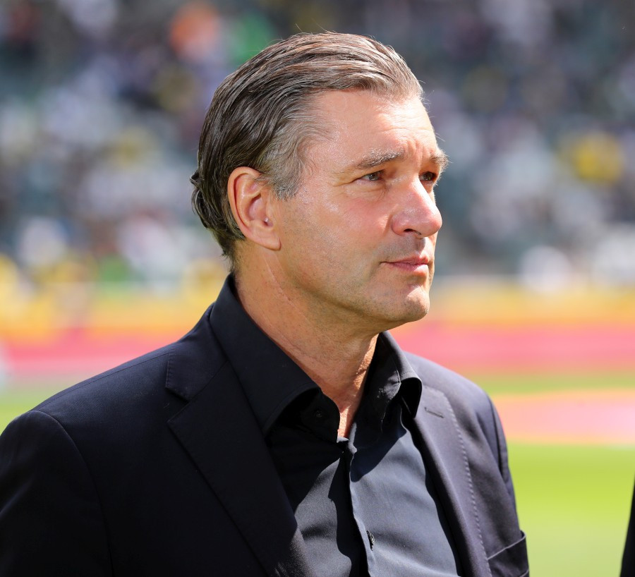 201819, 1. Bundesliga, Fussball, Fußball, GER, 1.BL, 1. BL, Herren, Saison, Sport, football, Portrait - Borussia Mönchengladbach - BVB