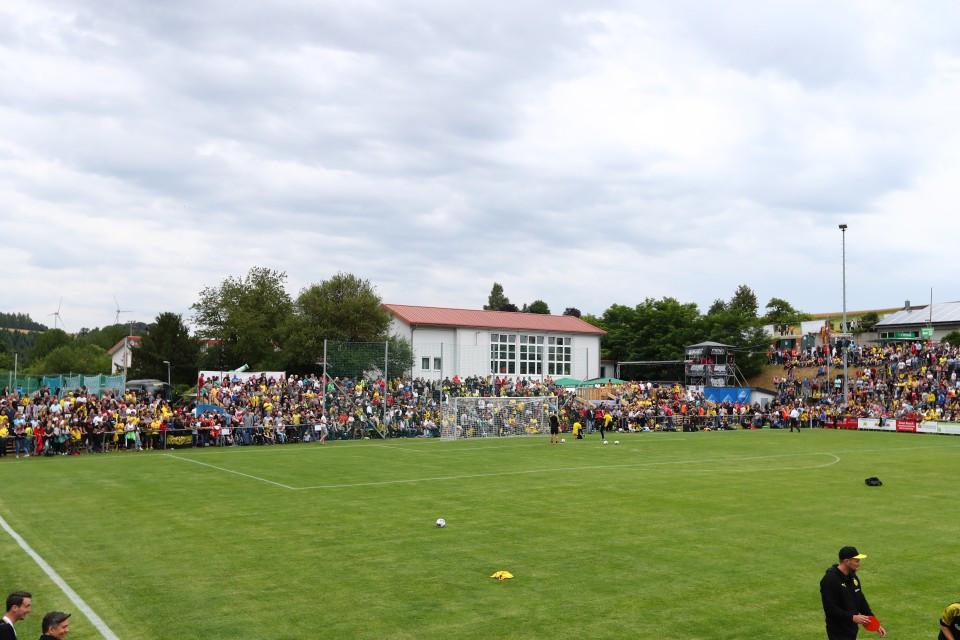 Fußball, Saison, 2019-2020, Testspiel, Freundschaftspiel, FCS, FC, Schweinberg, Vorbereitung, Sommer, Borussia, Dortmund, BVB, 09 - FC Schweiberg - BVB