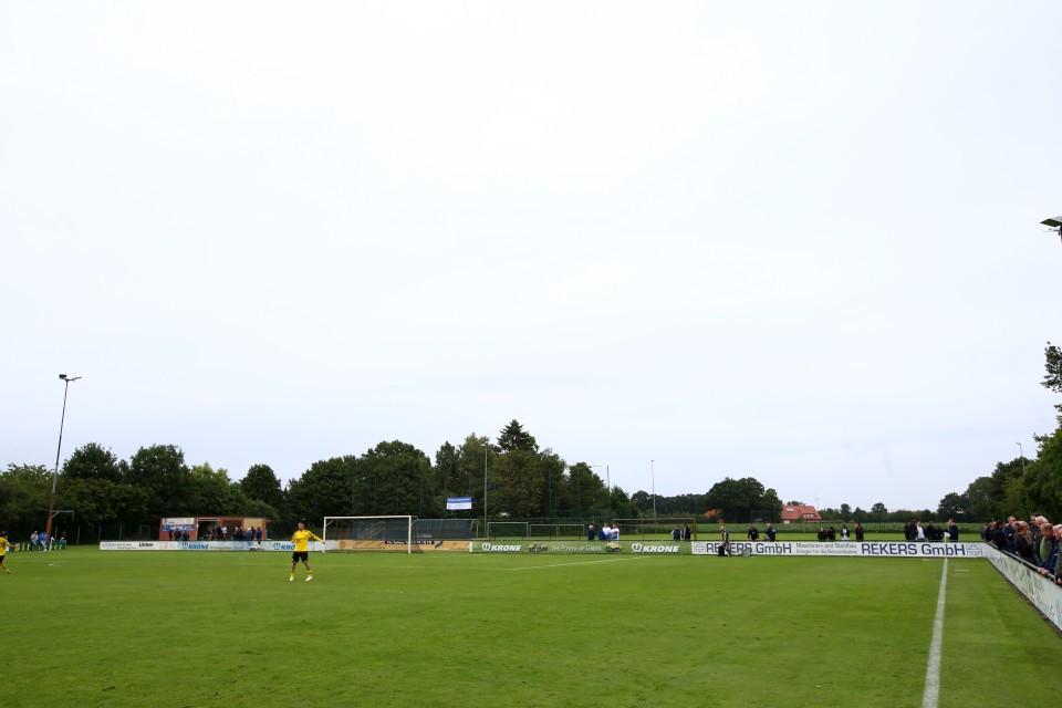 SV, Meppen, 1912, U23, II, Amateure, Amas, Fußball, Saison, 2019-2020, Testspiel, Freundschaftspiel, Vorbereitung, Sommer, Borussia, Dortmund, BVB, 09 - SV Meppen - BVB II