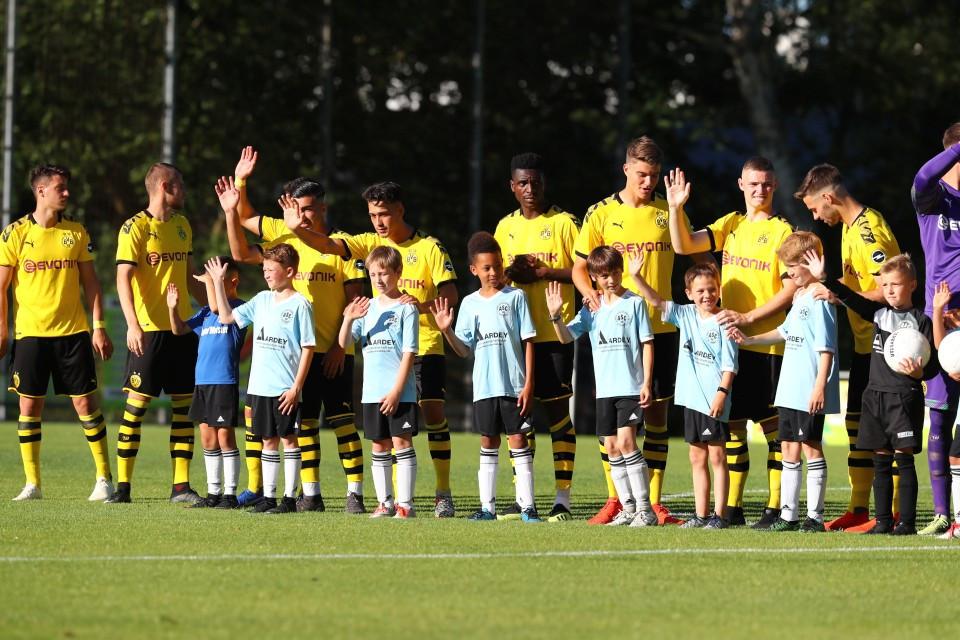 ASC, 09, Dortmund, Aplerbeck, Freundschaftsspiel, Testspiel, U23, II, Amas, Amateure, Fußball, Saison, 2019-2020, Borussia, BVB - ASC 09 Dortmund - BVB II