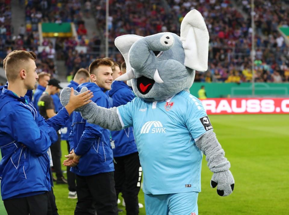 20192020, Vereinspokal, Fussball, Fußball, GER, Herren, Saison, Sport, football - KFC Uerdingen - BVB