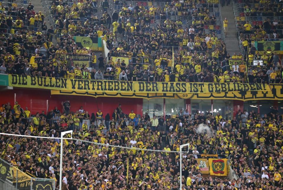 DFB, Pokal, DFB-Pokal, Vereinspokal, 1. Hauptrunde, KFC, Uerdingen, 05, Krefeld, Fußball, Saison, 2019-2020, Borussia, Dortmund, BVB, 09 - KFC Uerdingen - BVB