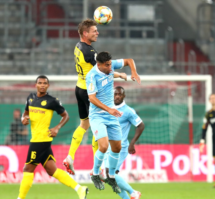 20192020 Vereinspokal Fussball Fussball Ger Herren