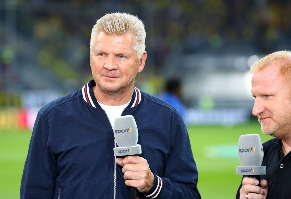 20192020, Vereinspokal, Fussball, Fußball, GER, Herren, Saison, Sport, football, Halbfigur, halbe, Figur, Halbkörper, Mikrofon - KFC Uerdingen - BVB