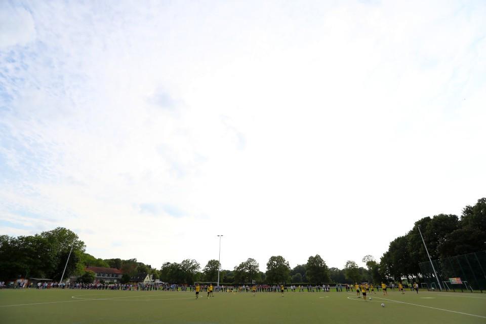 II, U23, Zweitvertretung, Reserve, BSV, Heeren, 0924, Testspiel, Freundschaftsspiel, Fußball, Saison, 2019-2020, Borussia, Dortmund, BVB, 09 - BSV Heeren - BVB II