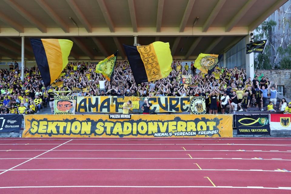 U23, II, Amateure, Amas, Zweitvertretung, Heimspiel, Heimsieg, SFL, VfL, Sportfreunde, Lotte, 1929, Fußball, Saison, 2019-2020, Borussia, Dortmund, BVB, 09 - BVB II - SF Lotte