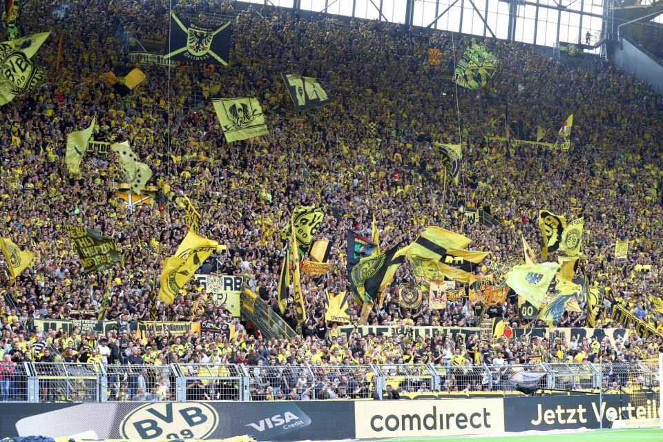Hinrunde, 1. Bundesliga, 1. Liga, Bundesliga, FCA, FC, Ausgsburg, 1907, Heimspiel, Heimsieg, Fußball, Saison, 2019-2020, Borussia, Dortmund, BVB, 09 - BVB - FC Augsburg