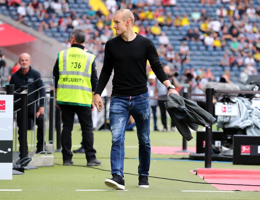 201920, 1. Bundesliga, Fussball, Fußball, GER, 1.BL, 1. BL, Herren, Saison, Sport, football, Freisteller - Eintracht Frankfurt - BVB