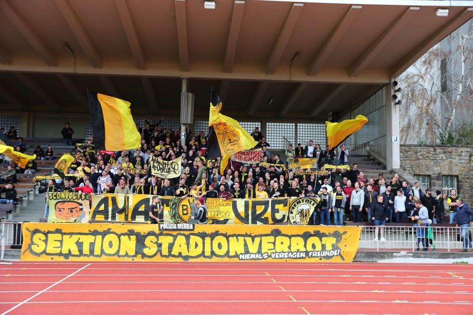 Regionalliga, West, RL West, 13. Spieltag, Heimspiel, U23, Amas, II, Zweitvertretung, Zweite, SVL, SV, Lippstadt, 08, Heimniederlage, Fußball, Saison, 2019-2020, Borussia, Dortmund, BVB, 09 - BVB - SV Lippstadt