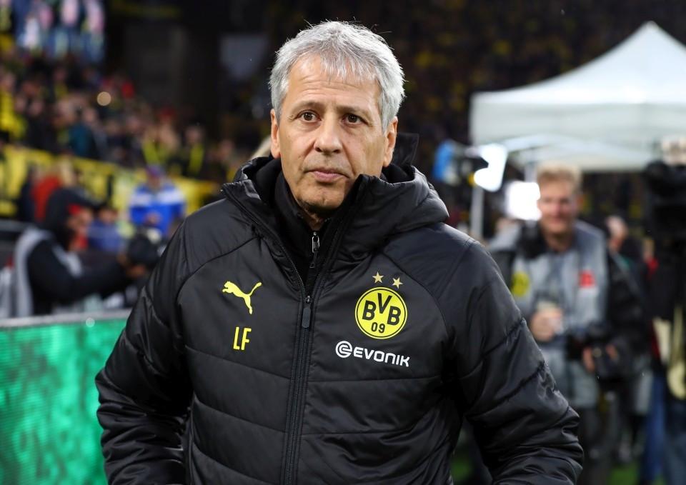 201920, 1. Bundesliga, Fussball, Fußball, GER, 1.BL, 1. BL, Herren, Saison, Sport, football, Halbfigur, halbe, Figur, Halbkörper - BVB - Borussia Mönchengladbach