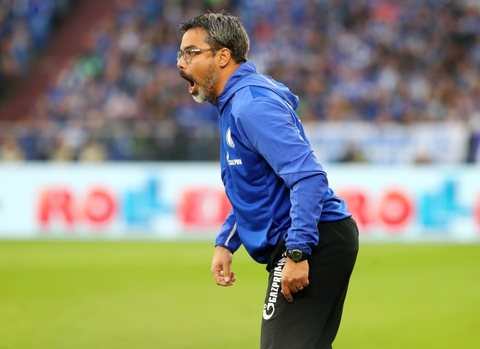 201920, 1. Bundesliga, Fussball, Fußball, GER, 1.BL, 1. BL, Herren, Saison, Sport, football, Halbfigur, halbe, Figur, Halbkörper - Gelsenkirchen - BVB
