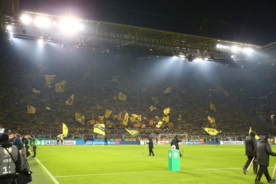 DFB-Pokal, DFB, Vereinspokal, 2. Hauptrunde, VfL, Borussia, 1900, Mönchengladbach, BMG, Heimspiel, Heimsieg, Fußball, Saison, 2019-2020, Dortmund, BVB, 09 - BVB - Borussia Mönchengladbach