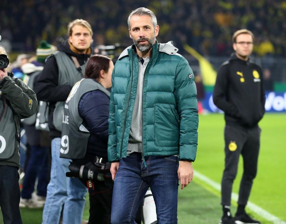 20192020, Vereinspokal, Fussball, Fußball, GER, Herren, Saison, Sport, football, Halbfigur, halbe, Figur, Halbkörper - BVB - Borussia Mönchengladbach