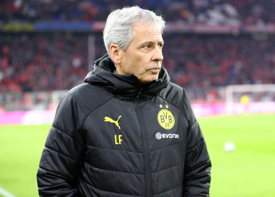 201920, 1. Bundesliga, Fussball, Fußball, GER, 1.BL, 1. BL, Herren, Saison, Sport, football, Halbfigur, halbe, Figur, Halbkörper - FC Bayern München - BVB