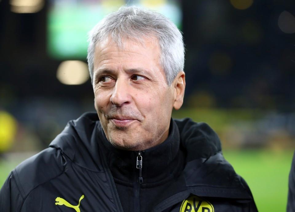 201920, 1. Bundesliga, Fussball, Fußball, GER, 1.BL, 1. BL, Herren, Saison, Sport, football, Portrait - BVB - SC Paderborn