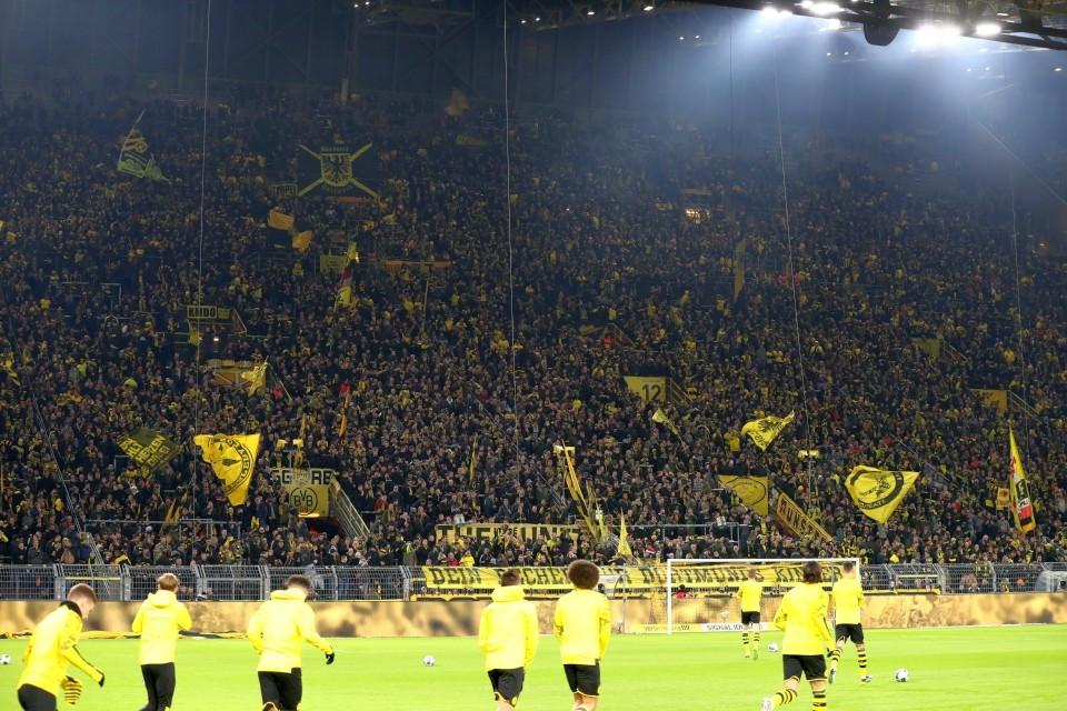 SCP, SC, Paderborn, 07, Heimspiel, Unentschieden, 1. Bundesliga, 12. Spieltag, Fußball, Saison, 2019-2020, Borussia, Dortmund, BVB, 09 - BVB - SC Paderborn