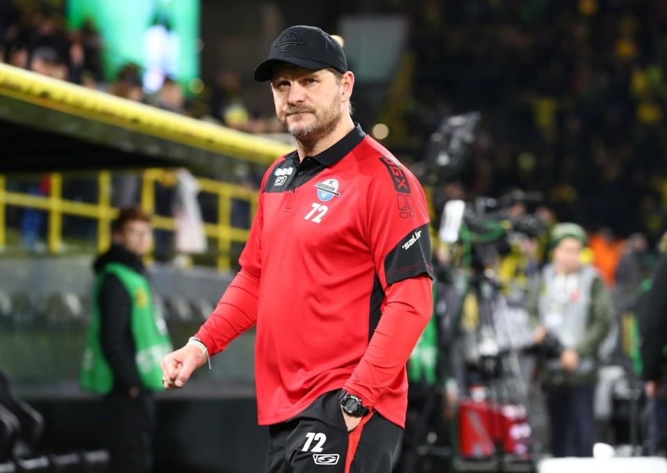 201920, 1. Bundesliga, Fussball, Fußball, GER, 1.BL, 1. BL, Herren, Saison, Sport, football, Halbfigur, halbe, Figur, Halbkörper - BVB - SC Paderborn