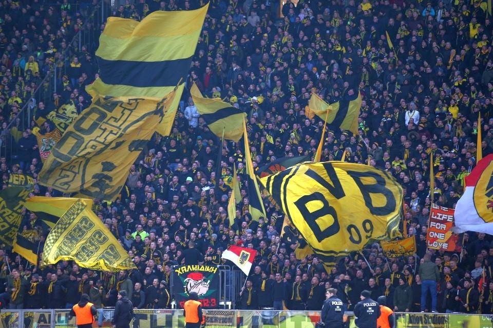 Hertha, BSC, Berlin, Berliner, Sportclub, Auswärtsspiel, Auswärtssieg, 13. Spieltag, 1. Bundesliga, Fußball, Saison, 2019-2020, Borussia, Dortmund, BVB, 09 - Hertha BSC - BVB
