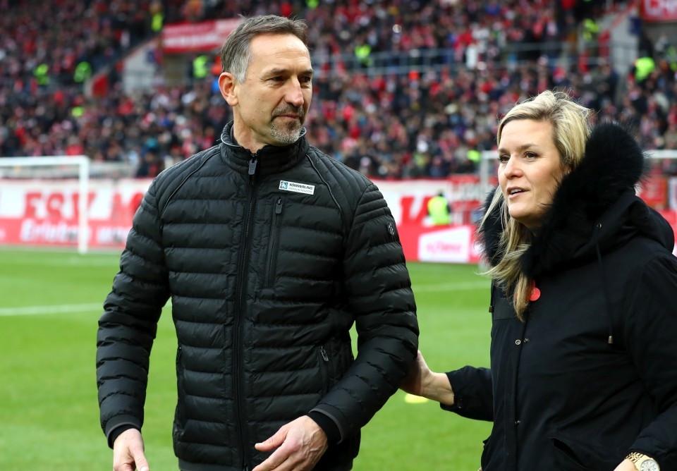 201920, 1. Bundesliga, Fussball, Fußball, GER, 1.BL, 1. BL, Herren, Saison, Sport, football, Halbfigur, halbe, Figur, Halbkörper - 1. FSV Mainz 05 - BVB