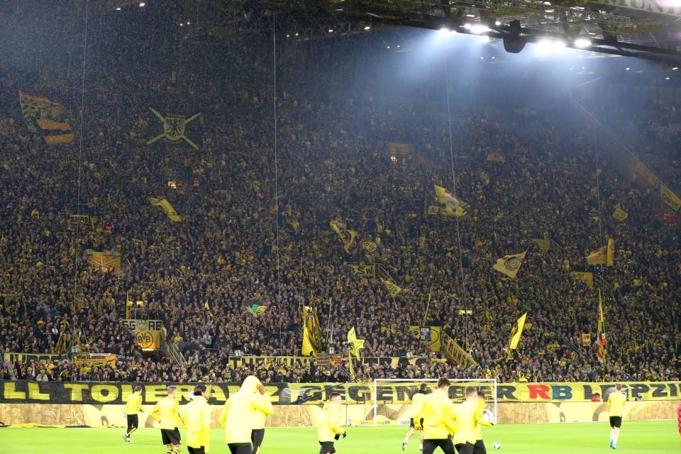 16. Spieltag, RB, Leipzig, RBL, Rasenballsport, Heimspiel, 1. Bundesliga, Hinrunde, Fußball, Saison, 2019-2020, Borussia, Dortmund, BVB, 09 - BVB - Leipzig