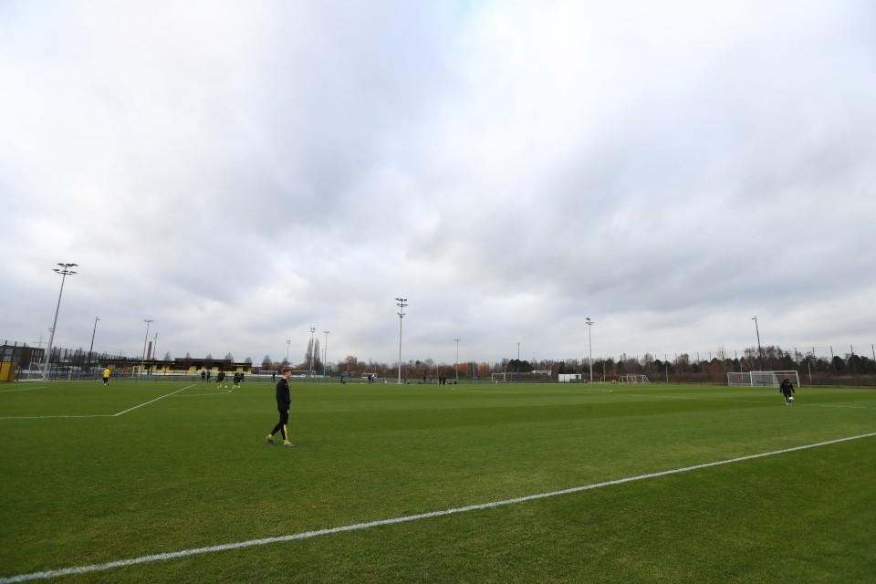Testspiel, Vorbereitung, Freundschaftsspiel, II, U23, Zweitvertretung, KFC, Krefeld, 05, Fußball, Saison, 2019-2020, Borussia, Dortmund, BVB, 09 - BVB II - KFC Uerdingen