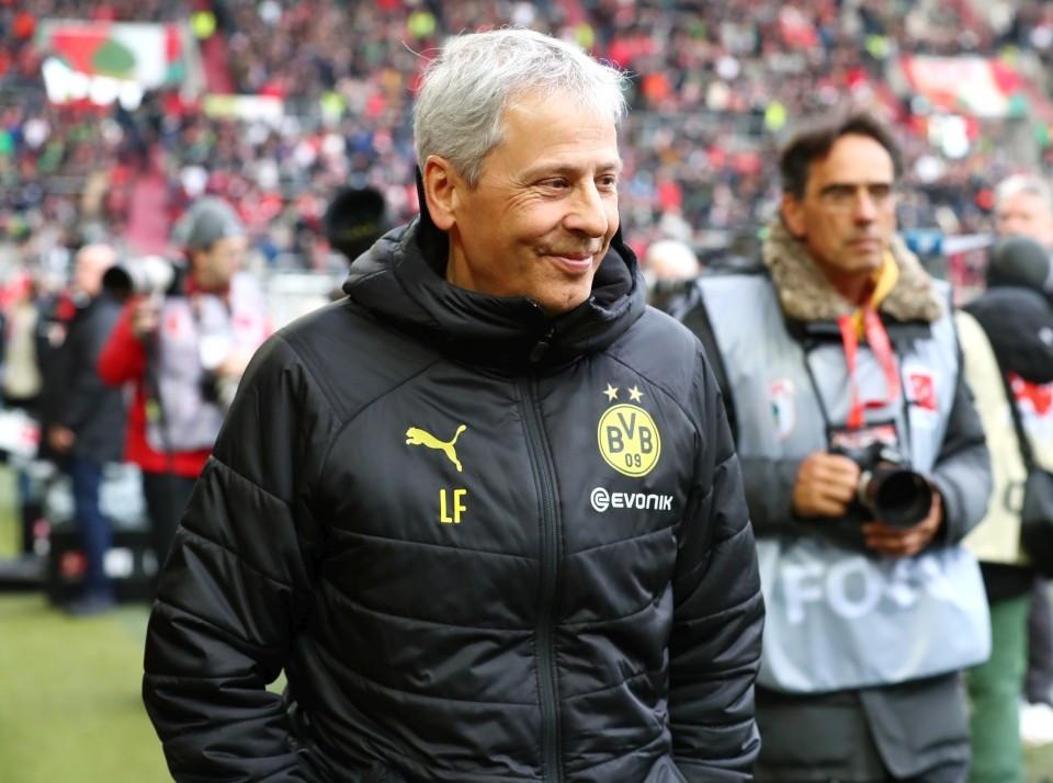 201920, 1. Bundesliga, Fussball, Fußball, GER, 1.BL, 1. BL, Herren, Saison, Sport, football - FC Augsburg - BVB