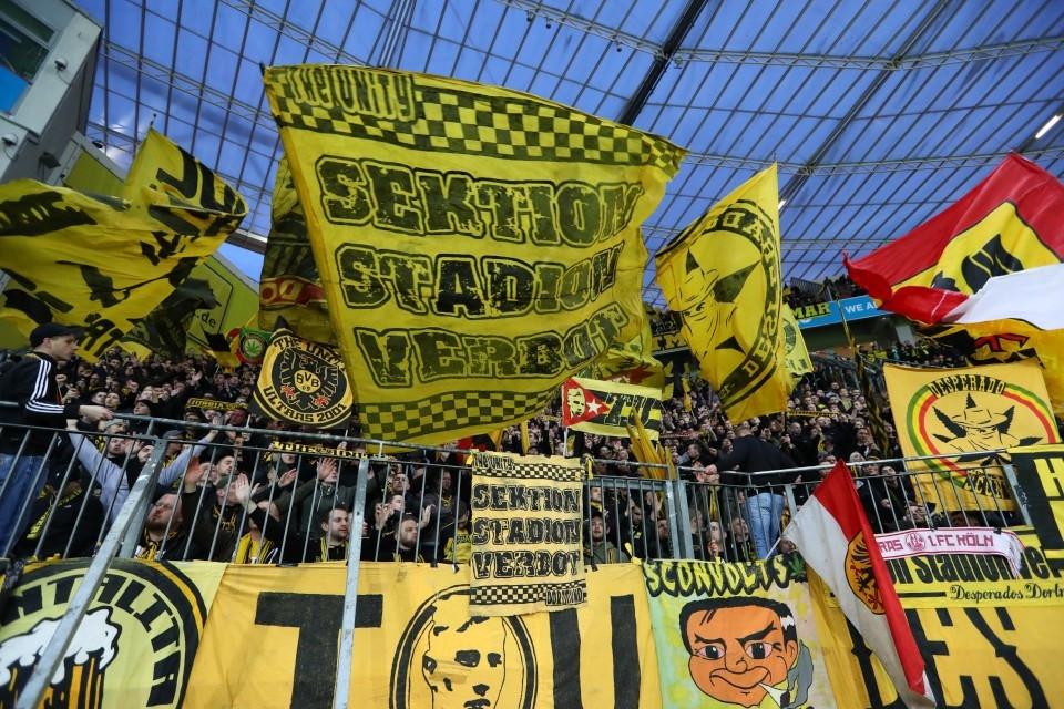 Bayer, 04, Leverkusen, B04, 1. Bundesliga, 21. Spieltag, Auswärtsspiel, Fußball, Saison, 2019-2020, Borussia, Dortmund, BVB, 09 - Bayer 04 Leverkusen - BVB