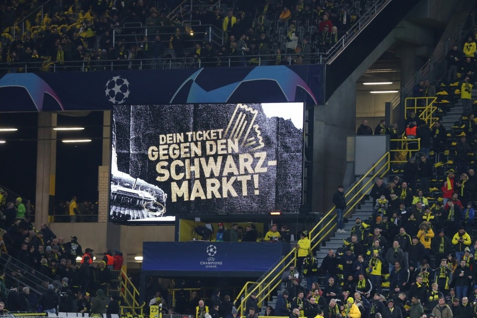 UCL, Champions, League, Achtelfinale, Hinspiel, PSG, Paris, Saint-Germain, Saint, Germain, Heimspiel, Heimsieg, Fußball, Saison, 2019-2020, Borussia, Dortmund, BVB, 09 - BVB - Paris Saint-Germain