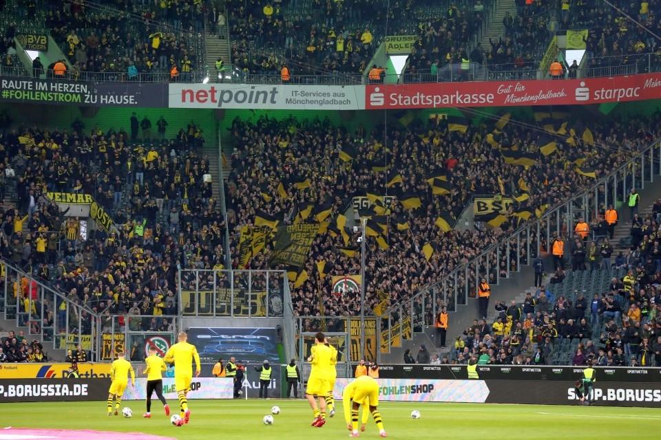 25. Spieltag, Auswärtsspiel, Auswärtssieg, Mönchengladbach, VfL, 1900, 1. Bundesliga, Fußball, Saison, 2019-2020, Borussia, Dortmund, BVB, 09 - Borussia Mönchengladbach - BVB