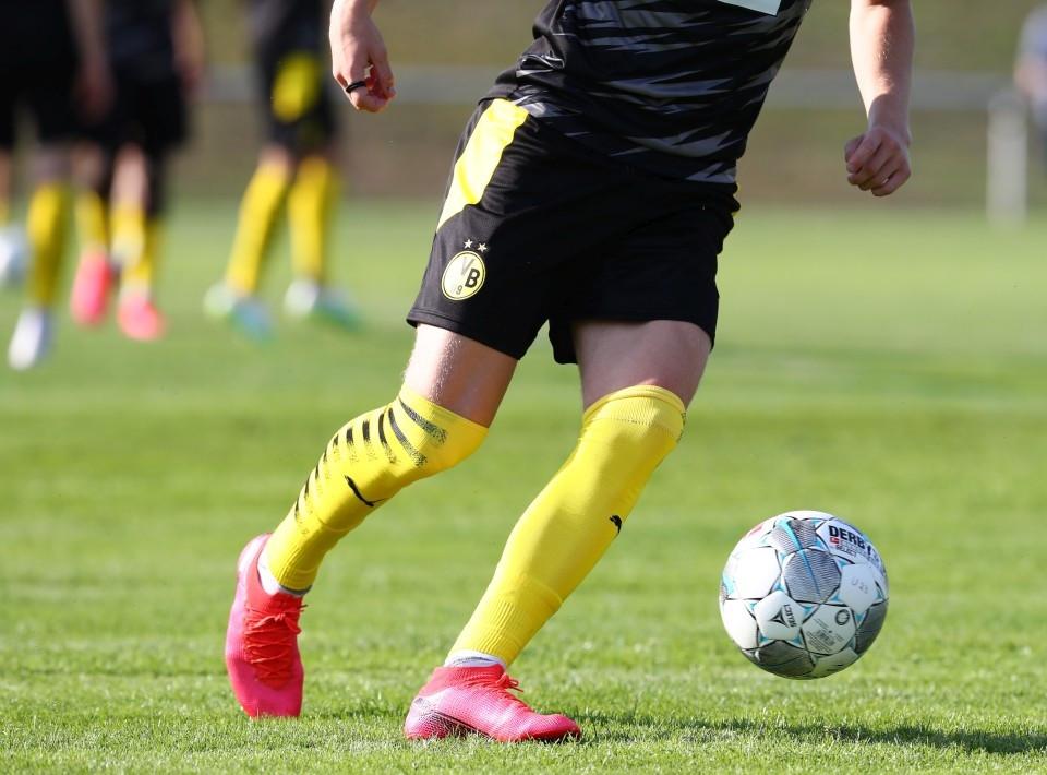 2020, 2021, 2020-21, Testspiel, Vorbereitung, Freundschaftsspiel, BVB, 09, Borussia, Dortmund, II, U23, Amas, Amateure, SCW, SC, Westfalia, Herne, Fußball, Saison - Westfalia Herne - BVB II