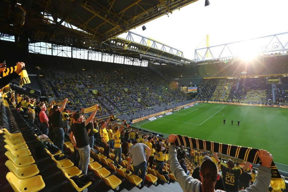 1. Bundesliga, 1. Spieltag, Heimsieg, VfL, 1900, Mönchengladbach, 2020, 2021, 2020-21, BVB, 09, Borussia, Dortmund, Fußball, Saison - BVB - Borussia Mönchengldbach