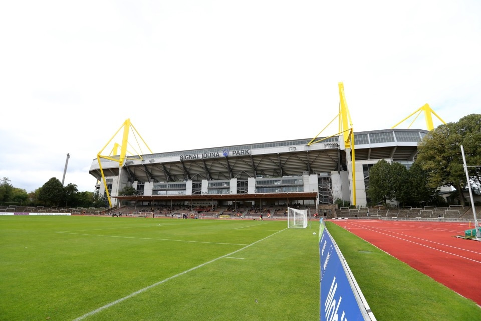 Bonn, Bonner, SC, Sportclub, II, U23, Zweite, Zweitvertretung, Amateure, Amas, Regionalliga, West, 2020, 2021, 2020-21, BVB, 09, Borussia, Dortmund, Fußball, Saison - BVB II - Bonner SC