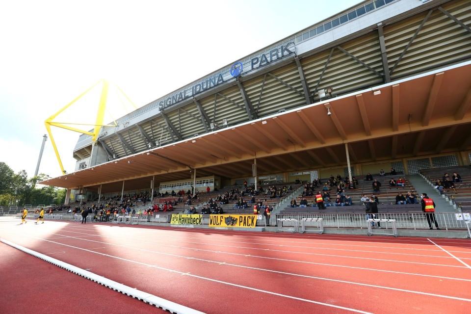 20202021, Fussball, Fußball, Herren, Saison, Sport, football, Zweitvertretung, Reserve, 4. Liga, GER, NRW, U23, Amas, Amateure - BVB II - FC Wegberg-Beeck